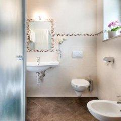Отель Appartements Ferienidylle Gstrein Парчинес ванная фото 2