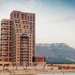Leonardo Plaza Haifa Израиль, Хайфа - 2 отзыва об отеле, цены и фото номеров - забронировать отель Leonardo Plaza Haifa онлайн приотельная территория