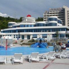 Гостиница Akvaloo Resort в Сочи 2 отзыва об отеле, цены и фото номеров - забронировать гостиницу Akvaloo Resort онлайн бассейн