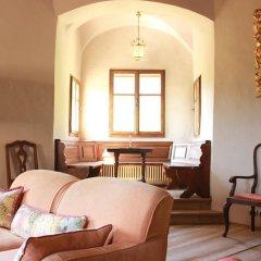 Отель Schloss Englar Аппиано-сулла-Страда-дель-Вино комната для гостей