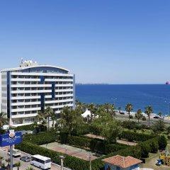 Porto Bello Hotel Resort & Spa Турция, Анталья - - забронировать отель Porto Bello Hotel Resort & Spa, цены и фото номеров пляж фото 2