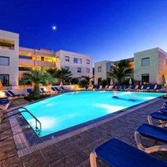 Meropi Hotel & Apartments бассейн фото 5