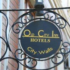 City Walls Hotel гостиничный бар