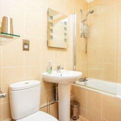 Отель Advocates Close Великобритания, Эдинбург - отзывы, цены и фото номеров - забронировать отель Advocates Close онлайн ванная