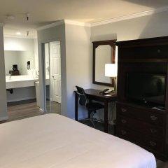 Отель Milpitas Inn удобства в номере
