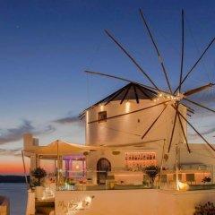 Отель Mill Houses Elegant Suites Греция, Остров Санторини - отзывы, цены и фото номеров - забронировать отель Mill Houses Elegant Suites онлайн вид на фасад