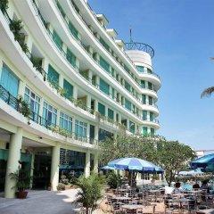The Hanoi Club Hotel & Lake Palais Residences вид на фасад