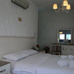 Отель Mina Otel Alacati Чешме комната для гостей