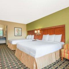 Отель Days Inn by Wyndham Knoxville East комната для гостей фото 5