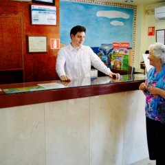 Отель Port Mar Blau Adults Only Испания, Бенидорм - 1 отзыв об отеле, цены и фото номеров - забронировать отель Port Mar Blau Adults Only онлайн интерьер отеля