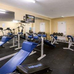 Отель Rooms on the Beach Ocho Rios фитнесс-зал