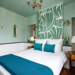 Отель Luxury 2 Bedroom With AC - Louvre & Champs Elysees Париж комната для гостей фото 4