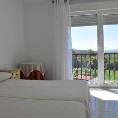 Отель Casa María O Grove Эль-Грове комната для гостей фото 3
