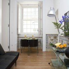 Отель Lisbon Serviced Apartments - Baixa Chiado Португалия, Лиссабон - 1 отзыв об отеле, цены и фото номеров - забронировать отель Lisbon Serviced Apartments - Baixa Chiado онлайн интерьер отеля фото 2