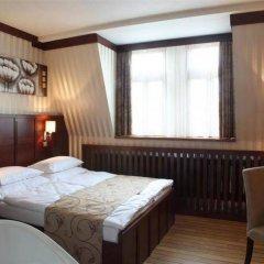 Отель Alfred Чехия, Карловы Вары - отзывы, цены и фото номеров - забронировать отель Alfred онлайн комната для гостей фото 2