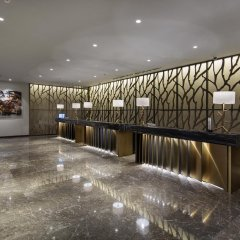 Отель Ankara Hilton интерьер отеля