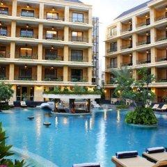 Отель Mantra Pura Resort Pattaya Таиланд, Паттайя - 2 отзыва об отеле, цены и фото номеров - забронировать отель Mantra Pura Resort Pattaya онлайн бассейн фото 3