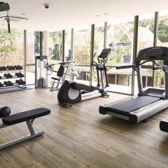 Отель Celes Beachfront Resort Самуи фитнесс-зал