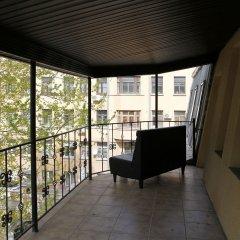 Гостиница Леонарт балкон