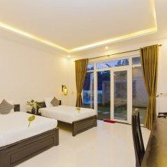 Отель Hoi An Sunny Pool Villa комната для гостей фото 3