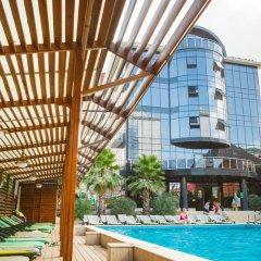 Гостиница Экодом Адлер бассейн фото 2