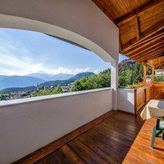 Отель Residence Rossboden Италия, Лана - отзывы, цены и фото номеров - забронировать отель Residence Rossboden онлайн балкон