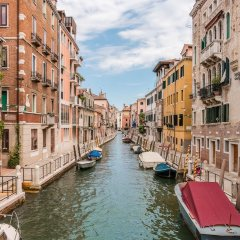 Отель Venezia Spirito Santo Canal View