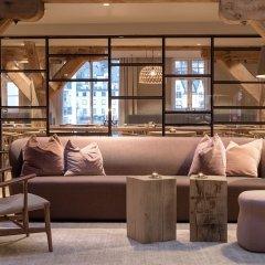 Отель Brosundet Норвегия, Олесунн - отзывы, цены и фото номеров - забронировать отель Brosundet онлайн интерьер отеля фото 2