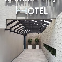Karat Hotel Аланья парковка