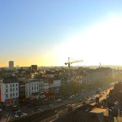 Отель Chambord Бельгия, Брюссель - 1 отзыв об отеле, цены и фото номеров - забронировать отель Chambord онлайн балкон