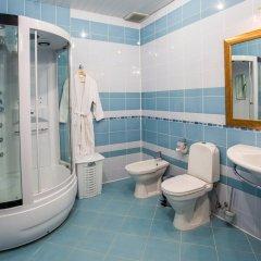 Гостиница Марафон в Липецке 2 отзыва об отеле, цены и фото номеров - забронировать гостиницу Марафон онлайн Липецк ванная