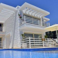 Mini Saray Hotel Турция, Калкан - отзывы, цены и фото номеров - забронировать отель Mini Saray Hotel онлайн бассейн фото 3