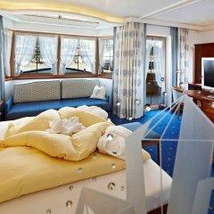 Отель Alpenjuwel Jäger комната для гостей фото 2