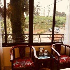 Sapa Van Hung Hotel балкон