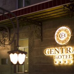 Отель Central интерьер отеля фото 2