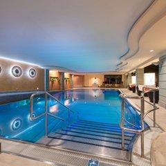 Отель Parkhotel Beau Site Швейцария, Церматт - отзывы, цены и фото номеров - забронировать отель Parkhotel Beau Site онлайн бассейн фото 3
