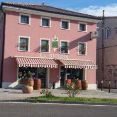 Отель Affittacamere Ai Fiori Читтаделла вид на фасад