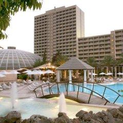 Отель Rodos Palace бассейн