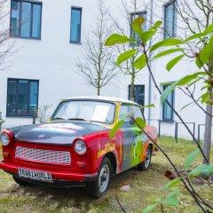 Отель Select Hotel Berlin The Wall Германия, Берлин - 12 отзывов об отеле, цены и фото номеров - забронировать отель Select Hotel Berlin The Wall онлайн парковка