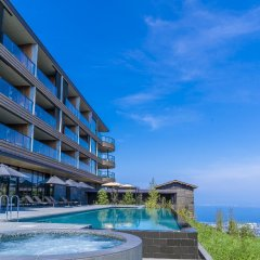 Отель ANA InterContinental Beppu Resort & Spa Япония, Беппу - отзывы, цены и фото номеров - забронировать отель ANA InterContinental Beppu Resort & Spa онлайн бассейн фото 3