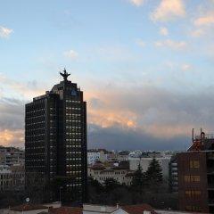 Отель Serrano by Silken Испания, Мадрид - 1 отзыв об отеле, цены и фото номеров - забронировать отель Serrano by Silken онлайн балкон