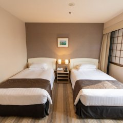 Отель Akasaka Excel Hotel Tokyu Япония, Токио - отзывы, цены и фото номеров - забронировать отель Akasaka Excel Hotel Tokyu онлайн комната для гостей фото 5