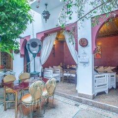Отель Riad Sadaka питание фото 3