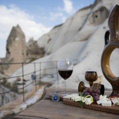 Anatolian Houses Турция, Гёреме - 1 отзыв об отеле, цены и фото номеров - забронировать отель Anatolian Houses онлайн приотельная территория фото 2