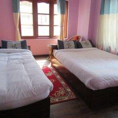 Отель Stupa View Inn Непал, Катманду - отзывы, цены и фото номеров - забронировать отель Stupa View Inn онлайн комната для гостей фото 2