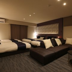 Отель Grand Base Hakata Фукуока комната для гостей фото 4