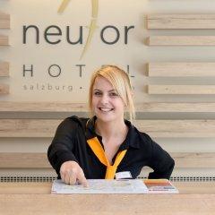 Отель Neutor Express Австрия, Зальцбург - 1 отзыв об отеле, цены и фото номеров - забронировать отель Neutor Express онлайн интерьер отеля