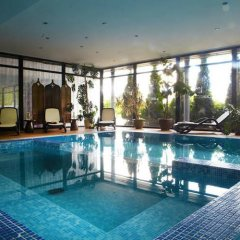 Отель Margis Литва, Тракай - отзывы, цены и фото номеров - забронировать отель Margis онлайн фитнесс-зал фото 3