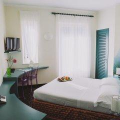 Отель Albergo Minerva Церковь Св. Маргариты Лигурийской комната для гостей фото 4