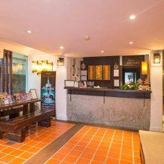 Отель Aonang All Seasons Beach Resort интерьер отеля фото 3